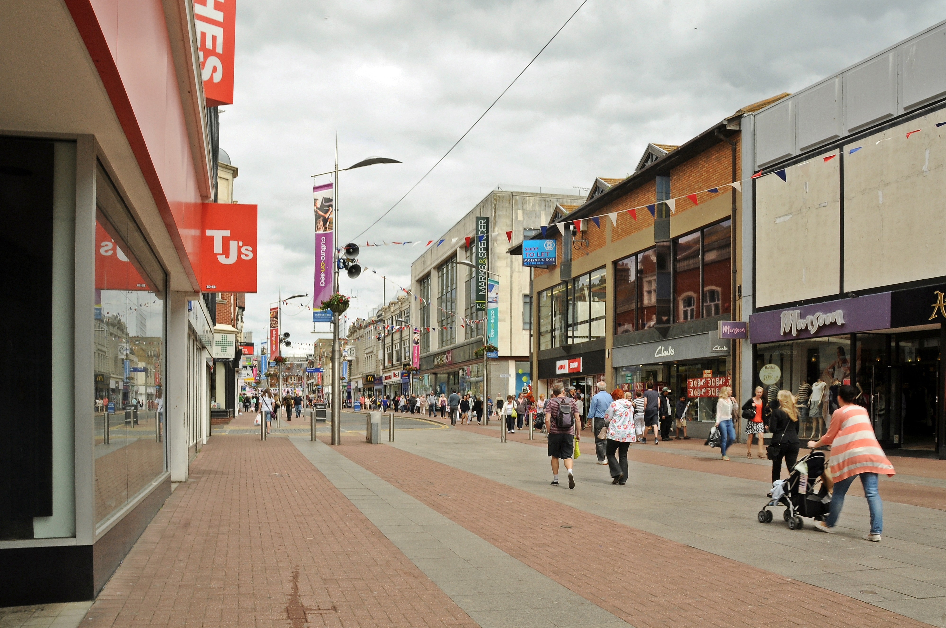 the demise of the uk high street