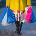 Plastic carrier bag charge rise