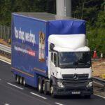 A Tesco Truck